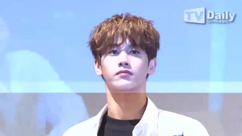 [180414] UNB Fansign Photo Taime (TV Daily)