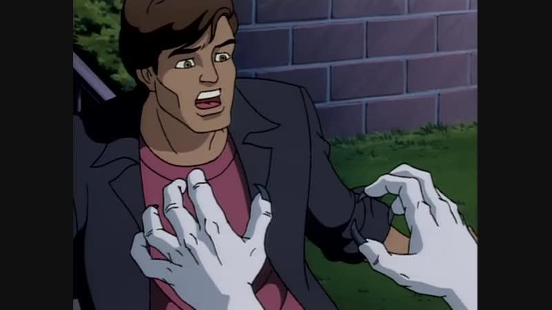 Человек -Паук 1994, 2x10 - The Immortal Vampire