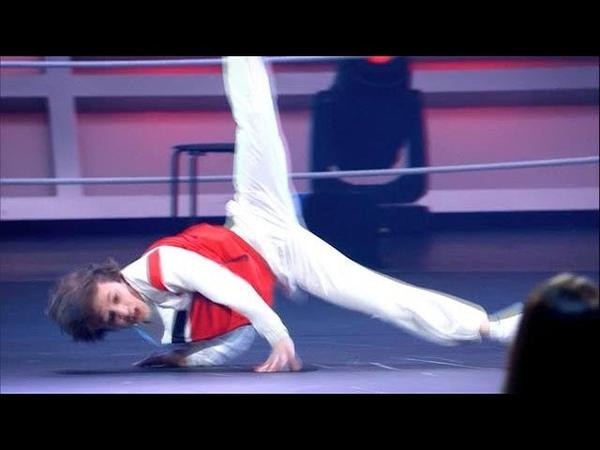 BBoy Lorenzo - Breakdance - TIME TO DANCE