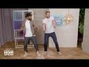 Justin Hartley's First Wedding Dance