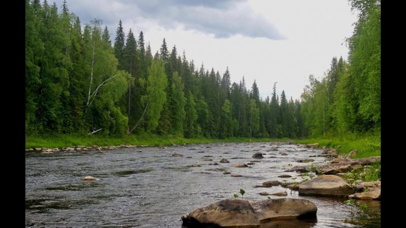 Пеше водный поход по рекам Косьва Кадь и Яйва июнь 2016г