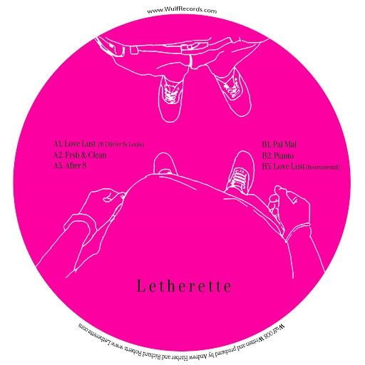 Letherette альбом EP5