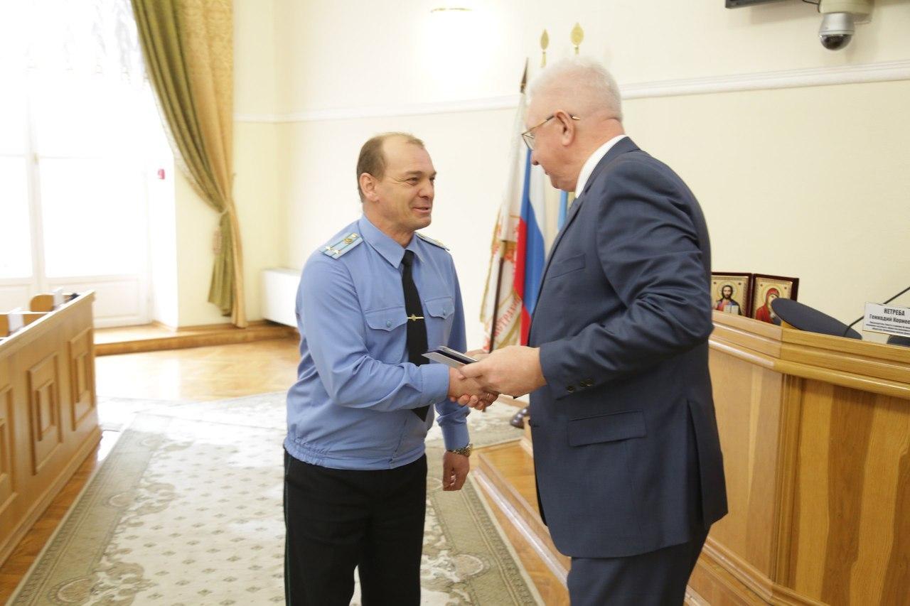 В Астраханской области обсудили развитие казачества RSVHfxTGdiU
