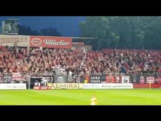 ЦСКА София в Австрии