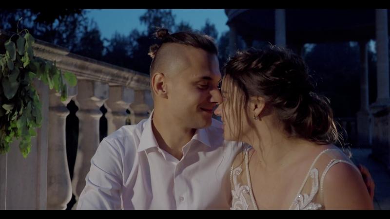 Наш свадебный клип. Иван и Карина)