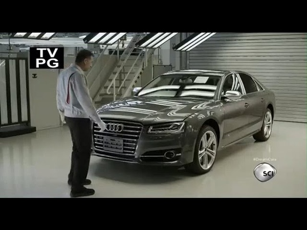 How Its Made Dream Cars S03E06 Audi S8