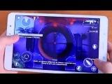 Как идет Modern Combat 4 на Samsung Galaxy Tab Pro 8.4