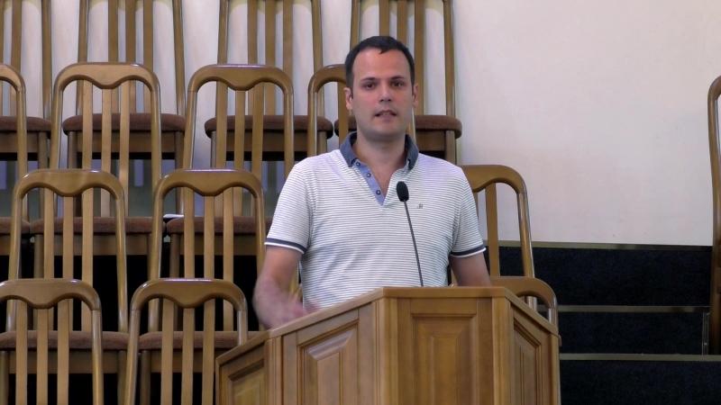 Проповедь (Втор.5.32 - 33) - диакон Александр Самохвал