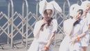 [180922] [4k] 핑크판타지(Pink Fantasy) '위아래' 아이니 직캠 By 반창꼬 @ 홍대 버스킹