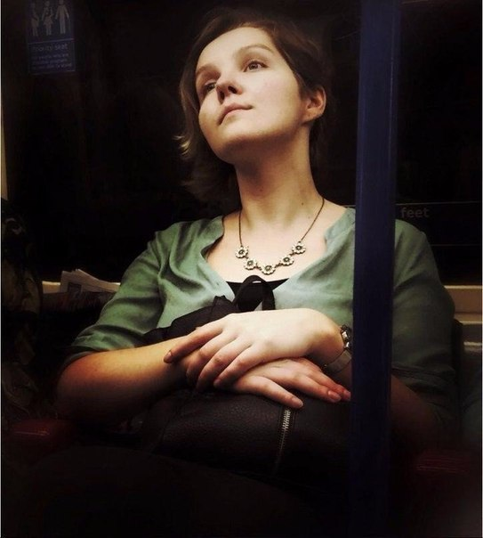 Необычные фотографии обычных пассажиров метро, напоминающие картины эпохи Возрождения.