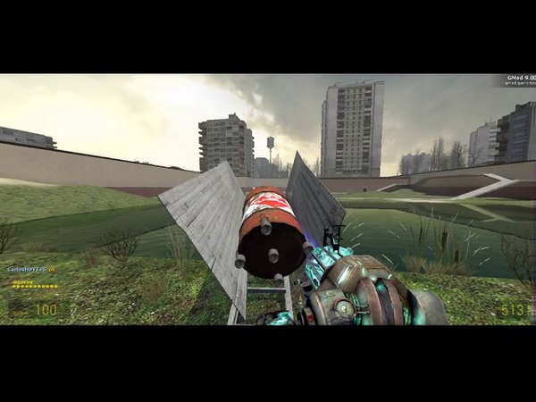 GMod 9: New player - Fesiug Part 2
