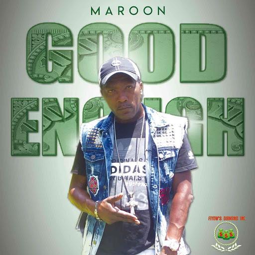 Maroon альбом GOOD ENOUGH