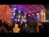Рождественский концерт во Львове(Риана)