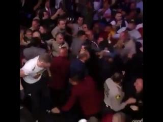 FULL драка Khabib Nurmagomedov vs Conor McGregor