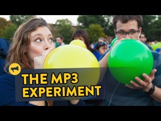 The Mp3 Experiment Eleven - Audio Mob!