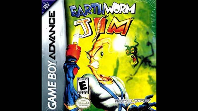 {Level 1} Favourite VGM Earthworm Jim [GBA] - Andy Asteroids
