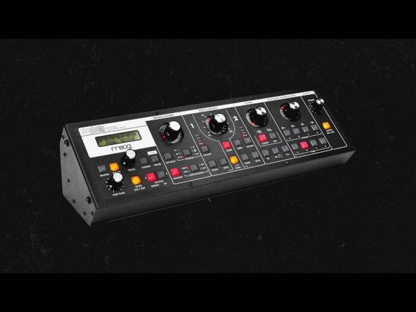 MOOG | Slim Phatty | Sound Demo
