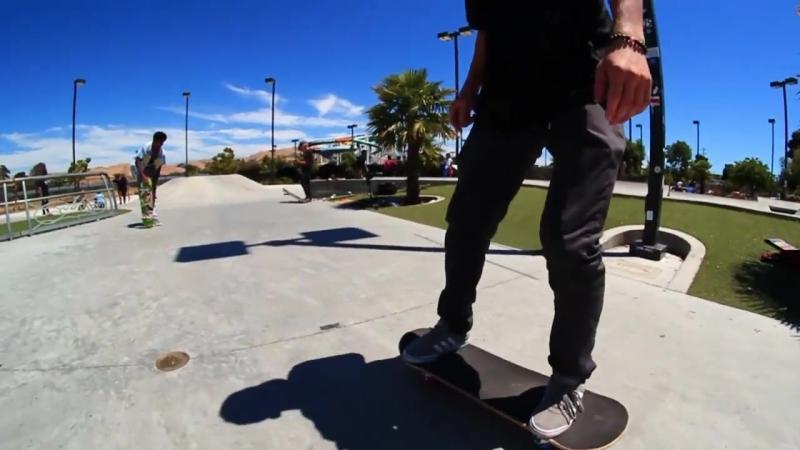[Braille Skateboarding] FLOWBOARD HACKS