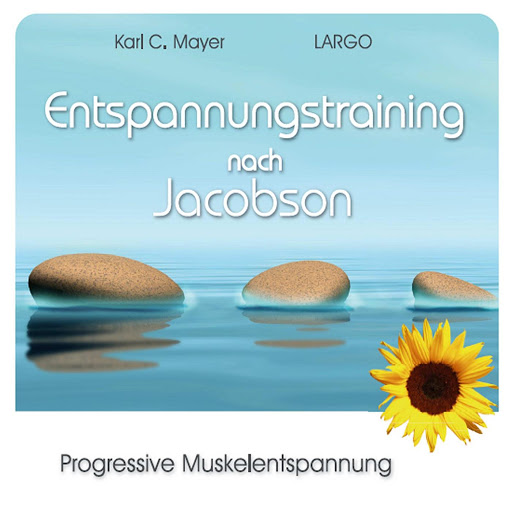 Largo альбом Entspannungstraining nach Jacobson, progressive Muskelentspannung