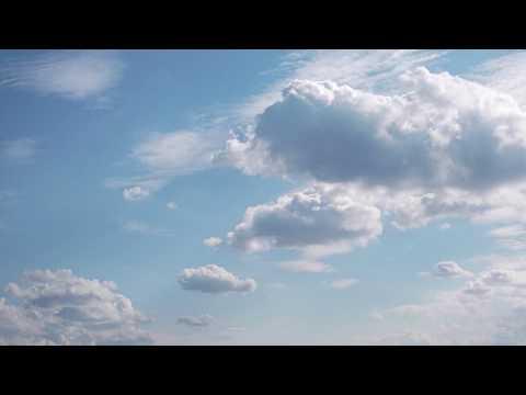 Полет в облаках / Time lapse Sekretmastera / Relax video