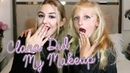 Clara Does My Makeup?! | Chloe Lukasiak