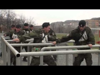 VL ru   Морпехи сдают итоговою проверку по физподготовке Владивосток