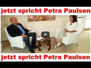 Jetzt spricht Petra Paulsen, nachdem Sie aus der Talkshow ausgeladen wurde