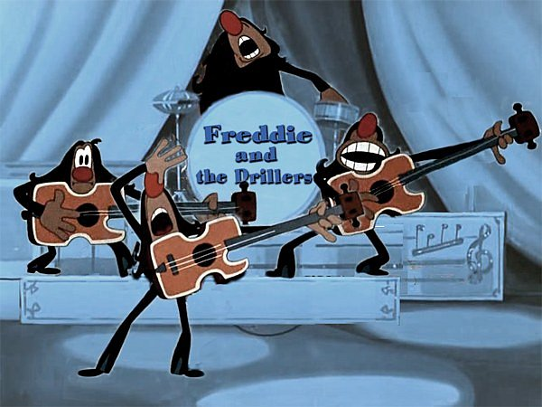 16.11 Freddie and the Drillers