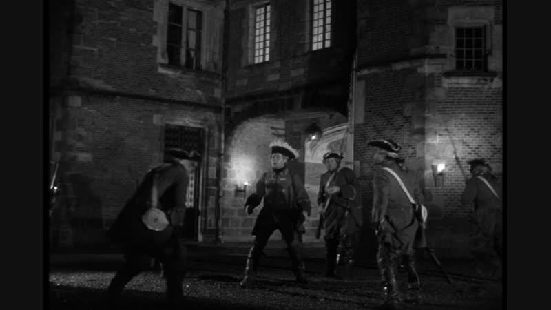 Фанфан-Тюльпан / Fanfan La Tulipe (1952).ЧЕРНО-БЕЛЫЙ