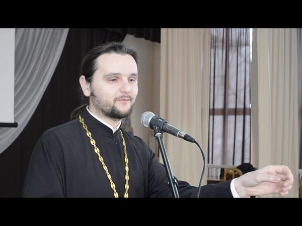 Протоієрей Олександр Клименко Медичний коледж