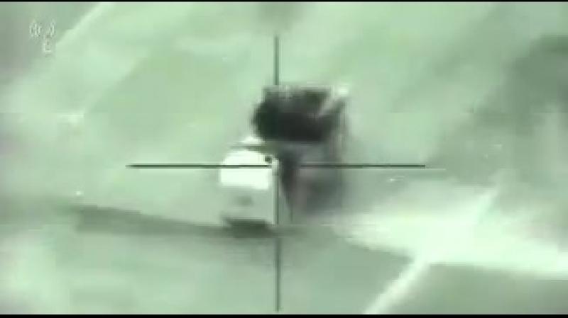 ВВС Израиля уничтожили российский ЗРК Панцирь.