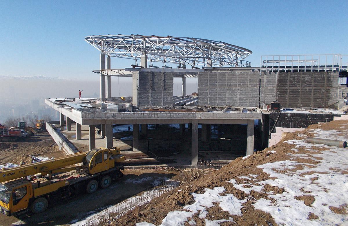 Строительство под ключ Алматы