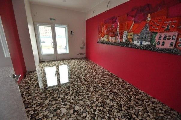 наливные полы цены для квартиры