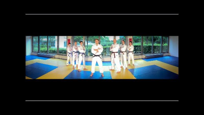 Judo 4.Kyu (orange-grün) Anwendung Stand (Teil 3) Verteidigen durch Blocken gegen 2 Eindrehtechniken
