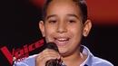 Etta James – At last   Ismaël   The Voice Kids France 2018   Blind Audition
