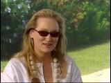 Meryl Streep no Domingo Espetacular