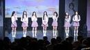 181111 페이브걸즈 FAVE GIRLS 엔딩 토크 TALK 4K 직캠 @1st 프리쇼 by DaftTaengk