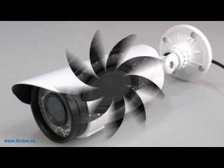 Аналоговая видеокамера DT-CA1010BVF-I4 (DIVITEC)