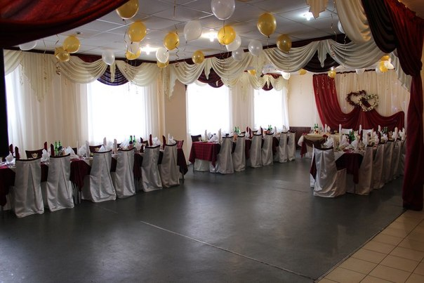 Челябинск ресторан свадьба