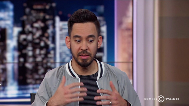 Mike Shinoda - Extended Interview - The Daily Show with Trevor Noah Comedy Central