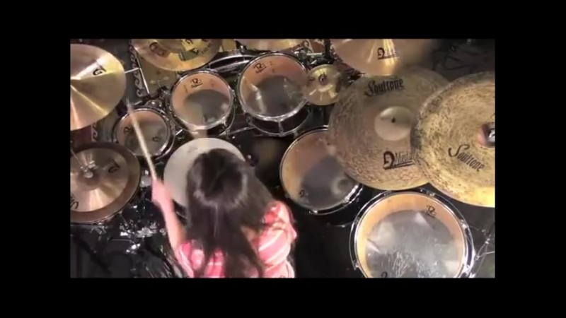 TOP 3 Female drummers in the world in 2013