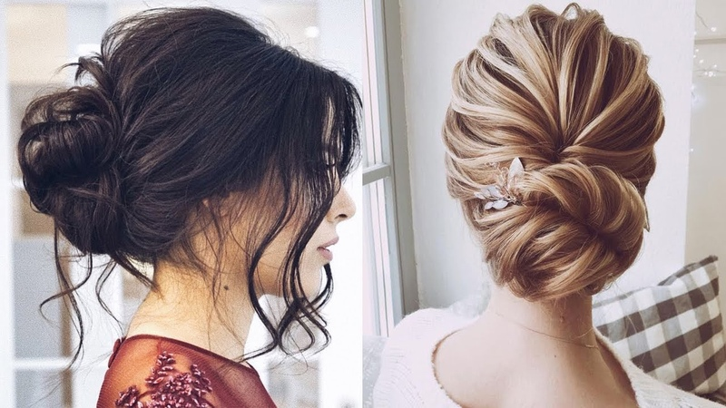 Classy Prom Wedding UPDOS for Long Hair 💝 Hairstyles Compilation 2018