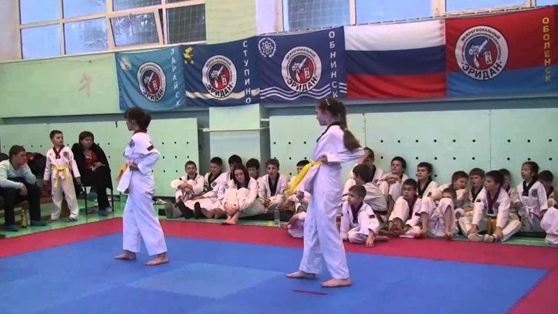 Соревнования по Пхумсэ