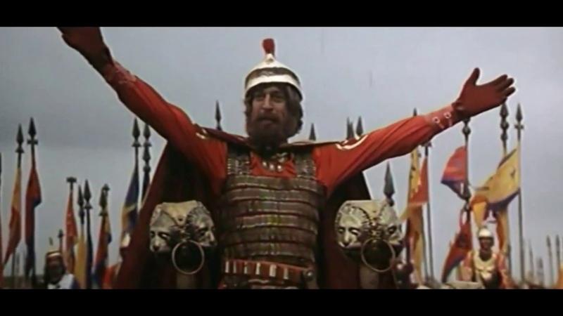 Khan Asparuh 1981 비잔티움 대군 Byzantine large army