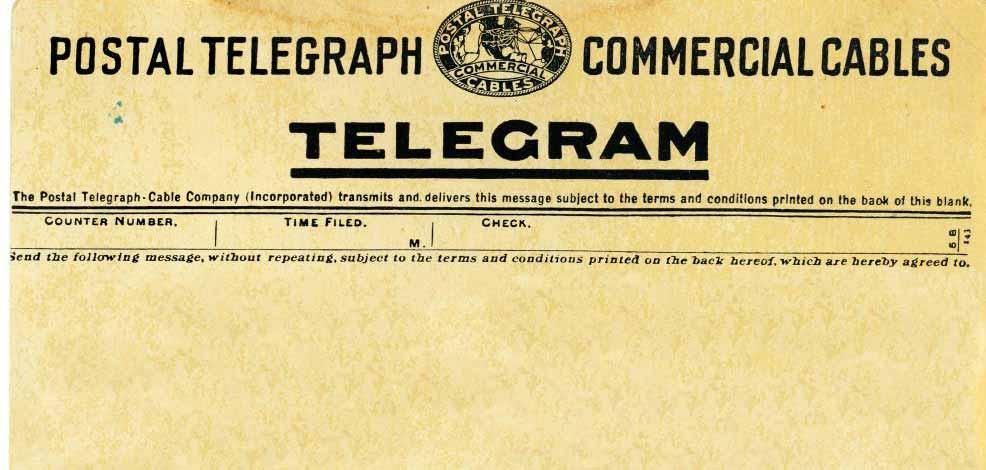 Распространенным применением ранней пневматики было перемещение документов, таких как телеграммы, через трубки.