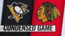 12/12/18 Condensed Game: Penguins @ Blackhawks