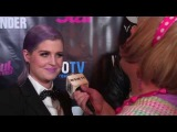 Damiana & Kelly Osbourne at the