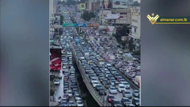 نشرة أخبار 19:30 - 17-11-2018 - أزمة السير في لبنان تتواصل