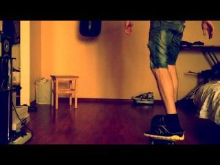 Как поворачивать на скейте