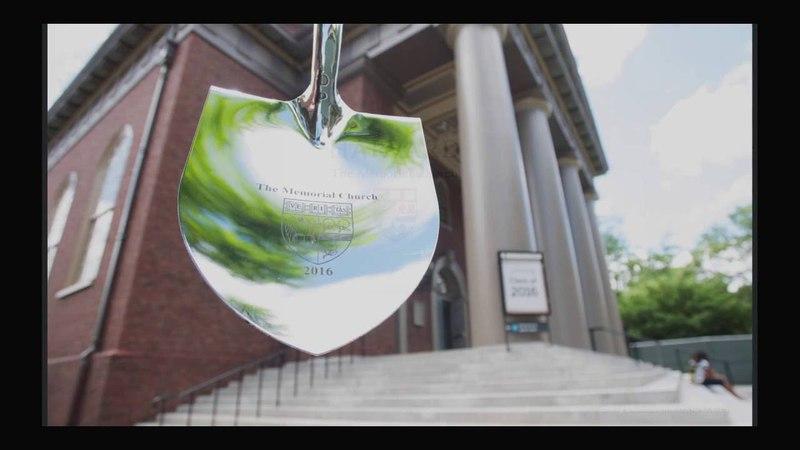 Harvard Memorial Church Renovation in Images